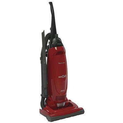 Panasonic upright-vacuum-red Red