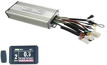 Hallomotor 36V 48V 1200W Ebike Controller Sine Wave 35A Regenerative and Reverse