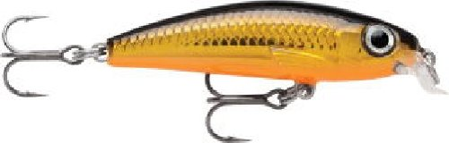Rapala Ultra Light Minnow 04 Fishing lure, 1.5-Inch, (Lure Light)
