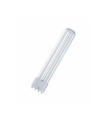 Bombilla PL-L de 55W 2G11 luz blanca dí a 6400K LightED