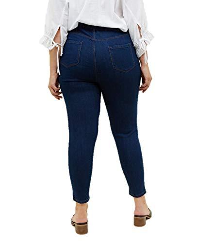 Ex Skinny Jean Famous StoreJeans Bleu Femme wO8N0PXnk