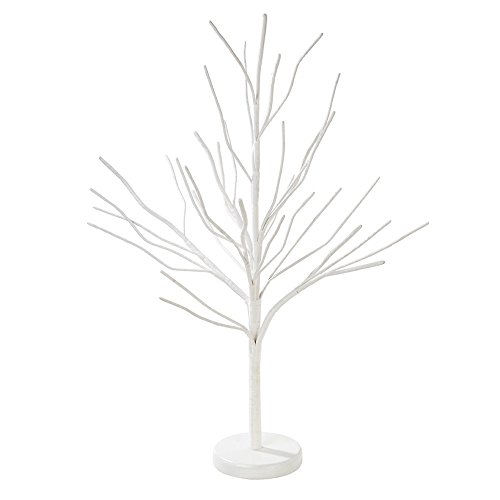 Talking Tables Decadent Decor Versatile Wire Tree Decoration for a Wedding or your Home Décor, White (Wedding Tree Branches)