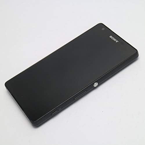 au XPERIA ZL2 エクスペリア SOL25 黒色 BLACK【ブラック】