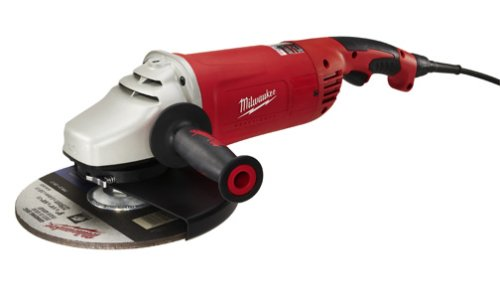 Milwaukee 6089-31 7-Inch 9-Inch Roto-Lok Large Angle Grinder with No Lock-On