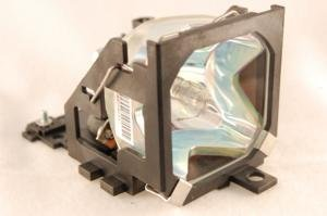 Sony VPL-CS4 projector lamp replacement bulb with housing - high quality replacement lamp by Shopforbattery