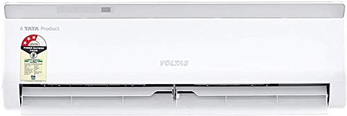 Voltas 1 Ton 3 Star Split AC (Copper 123EZA White)