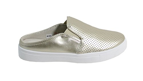 By Shoes - Zapatos de cordones para Mujer Doré