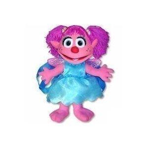 Sesame Street ABBY CADABBY Plush Doll Backpack 15 NEW by ...