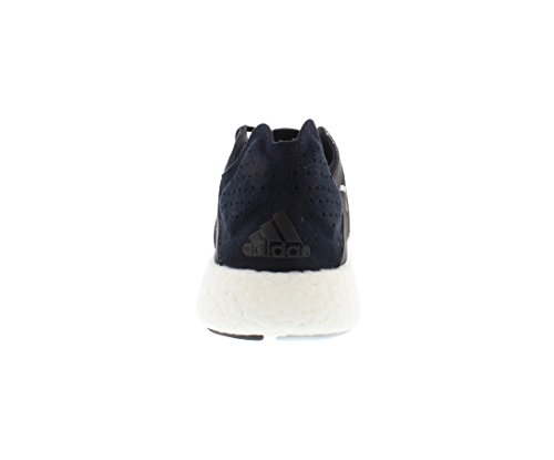 Adidas Ren Boost Mænds Løbesko Hvid / Sort / Grå SBxnjDn