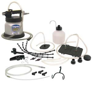 Lincoln Industrial Corp. MV6838 Master Brake Bleeder Kit by Lincoln Industrial