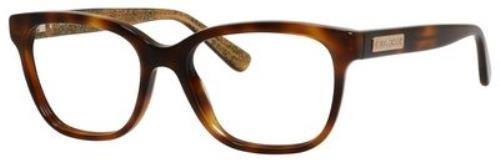JIMMY CHOO Eyeglasses 109 0EHO Havana - Choo Havana Jimmy Glasses