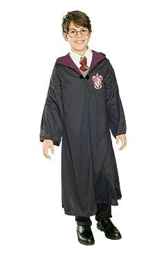 Harry Potter Robe Kids Costume, Small