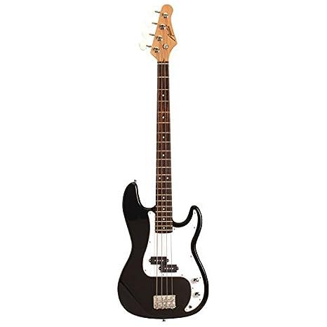 Austin Guitars APB200BK - Bajo eléctrico, color negro: Amazon.es: Instrumentos musicales