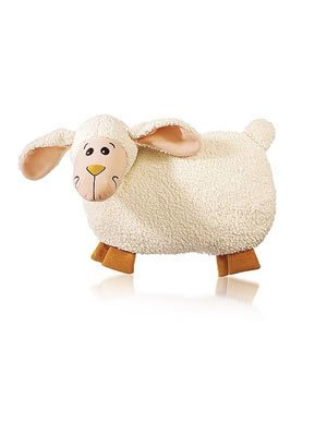 Warm Tradition Lamb Hot Water Bottle by Warm Tradition