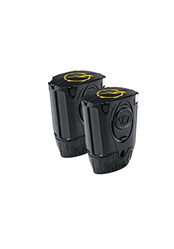 TASER Bolt & Pulse Two Pack of Live Cartridges by Taser