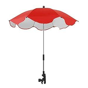 CakeLY Universal Baby Pram Umbrella Shade Umbrella UV Sunshade For Stroller,Pushchair