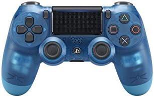 Sony DualShock 4 Gamepad Playstation 4 Azul, Transparente DualShock 4, Gamepad, Playstation 4, Analógico/Digital, D-Pad, Hogar, Menú, Share,, Inalámbrico y alámbrico: Amazon.es: Electrónica