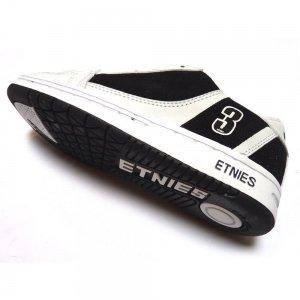 Etnies ETNIES Rooftop 3 Black White, Herren Sneaker  Mehrfarbig Black White