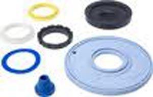 Zuck P6000-EER Aquaflush 세척 밸브 용 다이어프램 수리 키트/..