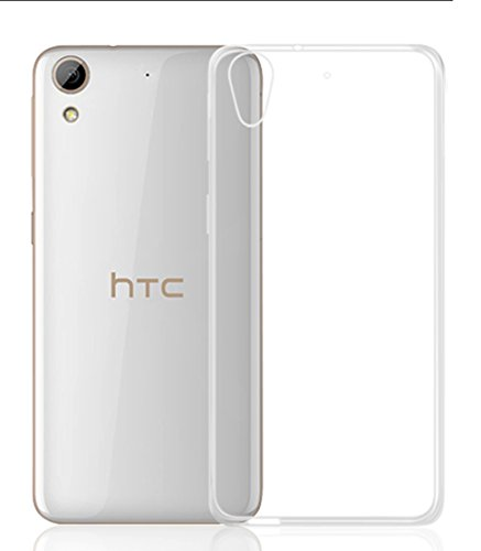 (Tektide Case for HTC Desire 626S/ 626/625/628, [Invisible Armor] 0.3mm Ultra Slim, Transparent/Clear, Soft/Flexible, Shock Absorbing, Protective TPU Bumper Case/Back Cover)