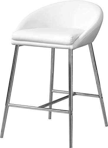 Monarch Specialties I BARSTOOL, White