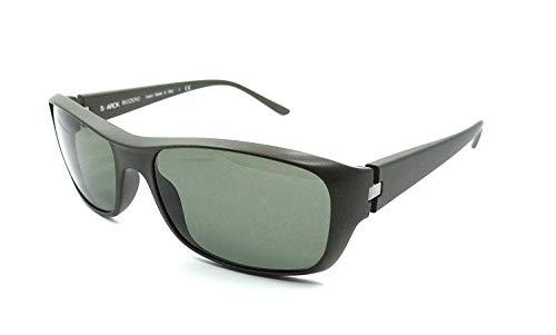 Starck Eyes Mikli Sunglasses SH5007 0002/9A 58x17 Khaki Green - Green Polarized (Mikli Sunglasses)