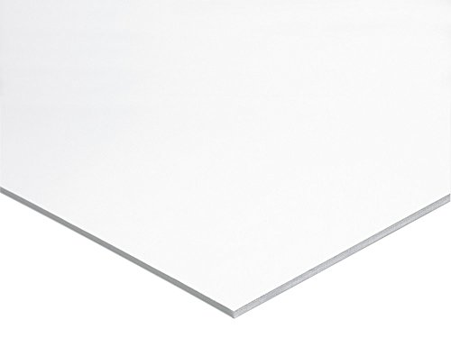 Foam Core Sheets - Pacon Foam Board, White,  20