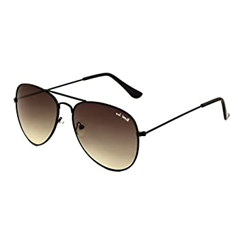 Royal Son UV Protected Aviator Unisex Sunglasses