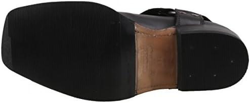 Sendra Boots Bikerstiefel 8286 schwarz, Schuhgröße:EUR 46