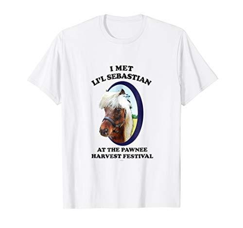 Parks and Recreation Li'l Sebastian Comfortable T-Shirt