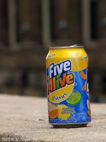 Five Alive Fruit Juice