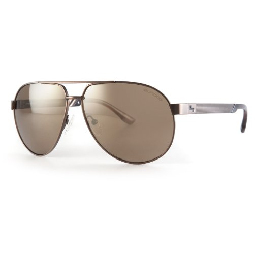 Sundog Eyewear Up town Aviator Sunglasses, - Uptown Eyewear