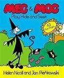 Meg and Mog Play Hide-and-seek by Nicoll Helen Pienkowski Jan (2004-07-01) Board book