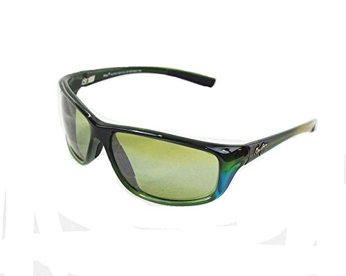 Maui Jim Spartan Reef Polarized Sunglasses Mahi Mahi / Maui HT One - Ht Lenses Jim Maui
