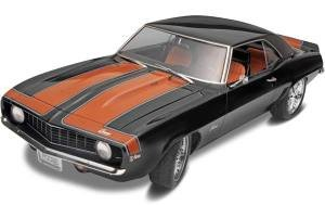 Revell Foose '69 Camaro Z-28 Plastic Model Kit (Version Vinyl Model Kit)