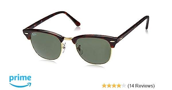 Ray-Ban RB3016 Clubmaster Sunglasses/Eyewear Tortoise Size 49mm