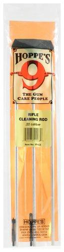 Hoppe's No. 9 Gun Cleaning Aluminum Rod, .22 Caliber Rifle ()