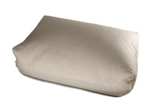 Millet Hull Pillows (Rejuvenation Pillow with Organic Buckwheat Hulls and Natural Wool)