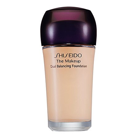 I60 Natural - Shiseido TM Dual Balancing Foundation N - I60 Natural Deep Ivory 30ml/1oz
