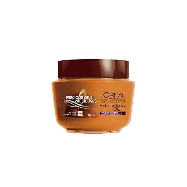 L'Oreal Paris Hair Expertise Extraordinary Oil Nourishing Mask, 300 mL 1