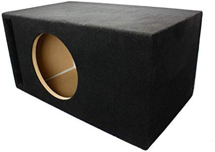 LAB SlapBox 2.50 ft³ Ported/Vented MDF Sub Woofer Enclosure Box for Single Image Dynamics 12