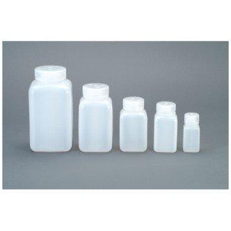 Nalgene Wide Mouth Square Storage Bottles 8 oz. by Nalgene