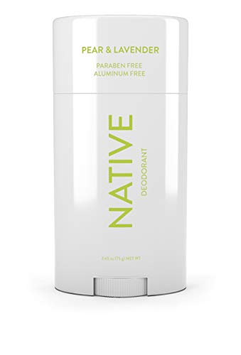Native Deodorant - Natural Deodorant Made without Aluminum & Parabens - Pear & Lavender