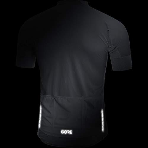 4693f713e Amazon.com   GORE WEAR C7 Men s Cycling Short Sleeve Jersey   Clothing