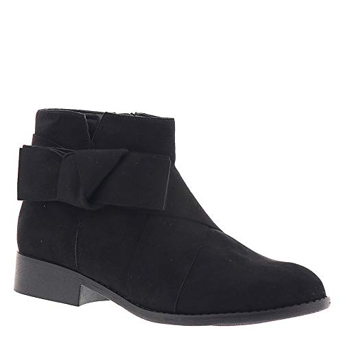NINA Girls' dollee Fashion Boot, Black, 1 Medium US Little Kid