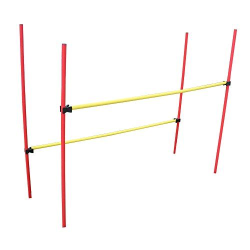 AMBER Athletic Gear Outdoor Coaching Hurdle (Set of 3) by AMBER