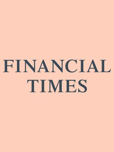 Financial Times - US Edition (Best Daily Newspaper Uk)
