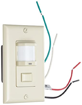 Morris Products 80520 Occupancy Sensors, Ivory