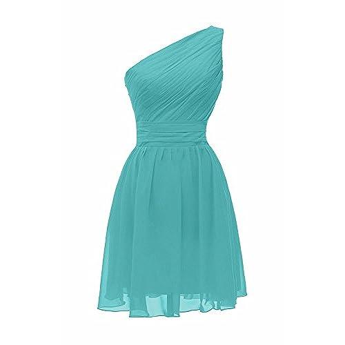 Short Turquoise Dresses