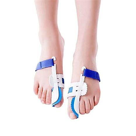 Placehap - Corrector de juanetes ortopédico para el cuidado de los pies: Amazon.es: Salud y cuidado personal
